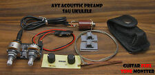 TONE MONSTER AVT Acoustic Preamp Ukulele Uke SAU UST Under Saddle Pickup