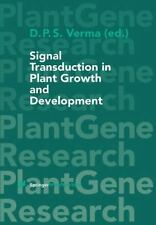 Signal Transduction in Plant Growth and Development (2011, Paperback)