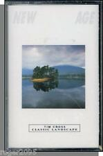 Tim Cross - Classic Landscape - New 1986 Classical/New Age Music Cassette Tape!