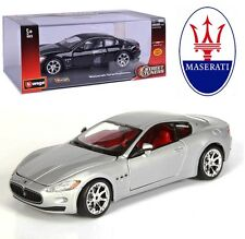 LICENSED MAISTO 1:32 MASERATI GRAN TURISMO DIECAST MODEL CAR TOY KID COLLECTION