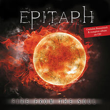 EPITAPH New Sealed Ltd 2017 FIRE FROM THE SOUL VINYL RECORD & CD SET