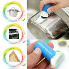 2Pcs Magic Stainless Steel Metal Rust Remover Cleaning Wash Brush Kitchen Tool
