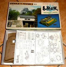 KIT Doyusha SCALA 1/550 Wakayama Castle model kit IN SCATOLA ORIGINALE MOD.N.6