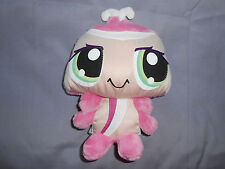 Littlest pet shop plush LPS Wackiest Ladybug pink stuffed animalNew online code