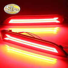 LED Rear Bumper Light Brake Light for Honda BRV 2015-16 City 2012-14 CRV 2007-09