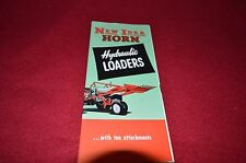 New Idea Hydraulic Loader Dealer's Brochure LCPA3