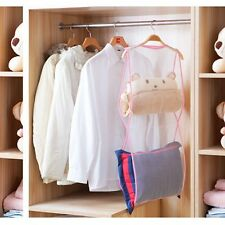 Double Layer Laundry Clothes Sweater Dryer Rack Hanger Hanging Mesh Basket Hot