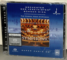CHESKY Hybrid SACD 232: The Musical Goes Symphonic - Richter - USA 2002 SEALED