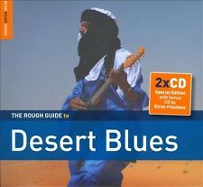 Rough Guide to Desert Blues, New Music