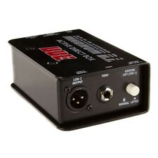 BBE Magnum DI Active Direct Box 48v Phantom Power Status LED