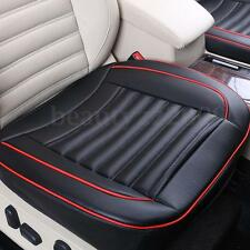 PU Leather Car Seat Cover Pad Cover for Auto Seat Cushion Protection pad Mat