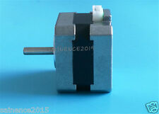 NEMA17 New 1.8 °  2-Phase 5mm 0.28N.M Shaft Stepper Motor  for CNC 3D Printer