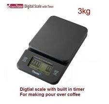 TIAMO Coffee Drip digital Scale with built in Timer-the best friend of pourover