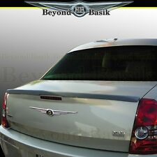 2008 2009 2010 Chrysler 300 SRT8 OEM Factory Style Spoiler Lip Wing UNPAINTED