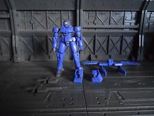 Gundam Wing Blue Leo mobile suit Gundam action figure (army builder)