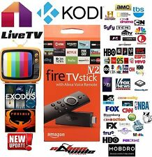 AMAZON FIRE TV STICK JAILBROKEN kodi 16.1 Mobdro MOVIES PPV, SPORTS FULLY LOADED