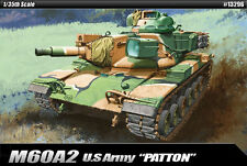 ACA13296 - Academy 1:35 SCALE MODEL KIT - M60a2 US Army