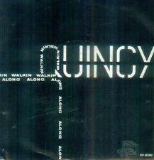 "7"" Quincy/Walking Along (The Real One Came) Belgium"