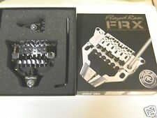 FLOYD ROSE TOP MOUNT TREMOLO TAILPIECE STUD BRIDGE BLACK FRTX02000 FOR GIBSON