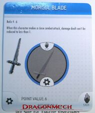 HeroClix The Two Towers S101 Morgul Blade Lord of the Rings