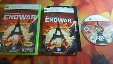 TOM CLANCY'S END WAR XBOX 360 ENVÍO 24/48H