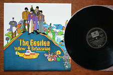 THE BEATLES Yellow Submarine MINT OZ PRESS VINYL LP Classic Rock Psych