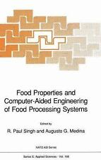 Food Properties and Computer-Aided Engineering of Food Processing Systems (Nato