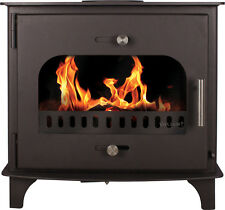Ignis 8 DEFRA Approved Freestanding Solid Fuel and Wood Burning Stove - FIR905