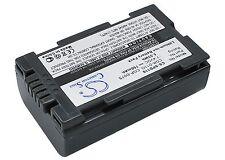 Premium Battery for Panasonic NV-DA1B, NV-DS12B, NV-DS33, NV-DS15, CGR-D120E/ 1B