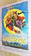HOCUS POCUS   ! affiche cinema sorcellerie