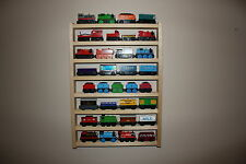 ONETrain Rack TALLThomas Friends display storage wall shelf wooden railway