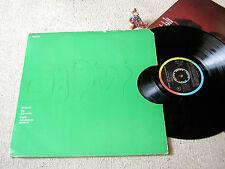IVA ZANICCHI Shalom orig 1971 ITALY LP + OIS RIFI RDZ-ST 14208, GIMMICK-COVER