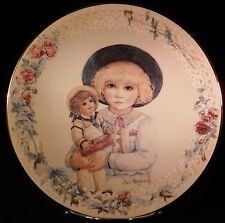 "Hamilton Collector Plate ""Paul"" From the Series ""Dear to My Heart"" Jan Hagara"