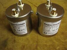 PAIR OF STEVENS & BILLINGTON 10:1 / 20:1 COPPER MOVING COIL STEP UP TRANSFORMERS