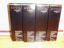 Lot of 4 Tubes Avon MAGIX Face Perfector SPF20 ALL SKIN TONES & TYPES PRIMER