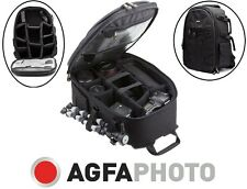 NEW LARGE BACKPACK CASE AGFAPHOTO CAMERA BAG FOR SAMSUNG NX30