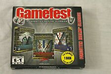 Gamefest 14 Forgotten Realms Classics Compiliation Baldur's Gate Demo PC Games