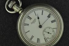 VINTAGE 16 SIZE WALTHAM SWING OUT DISPLAY POCKET WATCH GRADE 15 FROM 1891
