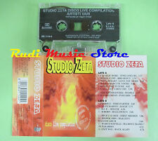 MC STUDIO ZETA compilation 1997 CHARLIE DORE JIMMY CLIFF BART no cd lp dvd vhs