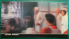 "Star Wars Topps 1996 3Di Widevision Card #48 ""Briefing the Rebels!"""