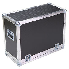 "Diamond Plate Light Duty 1/4"" ATA Case for FENDER 65 TWIN REVERB REISSUE AMP"