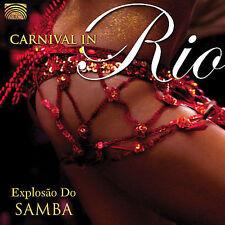 Carnival In Rio: Explosão Do Samba, New Music