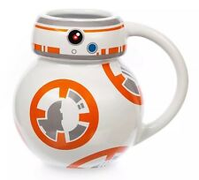 NEW Disney Store AUTHENTIC Star Wars BB-8 Coffee Mug Cup The Force Awakens GIFT