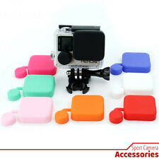 Gopro Hero 4 3+ Housing Protective Waterproof Case Cover Silicone Cover