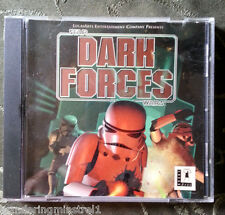 Star Wars: Dark Forces (PC, 1995) classic dos vintage first person shooter
