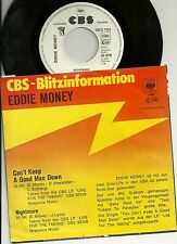"Eddie Money - Can´t keep a good man down  GERMANY 7"" PROMO"