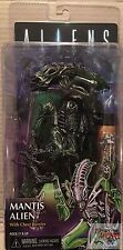 "NECA MANTIS ALIEN XENOMORPH Kenner ALIENS Series 10 2016 7-8"" INCH Action Figure"