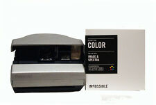 Polaroid Image 1200si Instant Camera with Impossible Colour Film