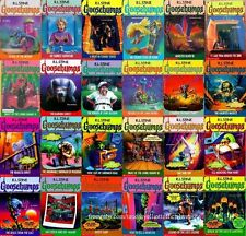 Goosebumps Books 10 for $15 Free Shipping!