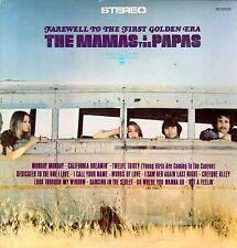 Mamas & the Papas LP Dunhill, 1967, DS-50025, Farewell to the Golden Era ~ VG+